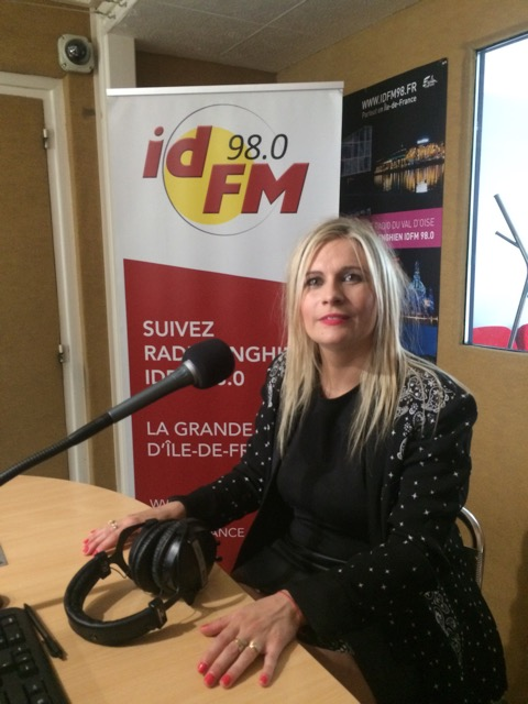 Laetitia Trindade radio Enghien